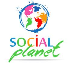 Social Planet logo