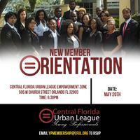 New Membership Orientation