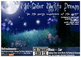 Mid-Cider Night's Dream Festival