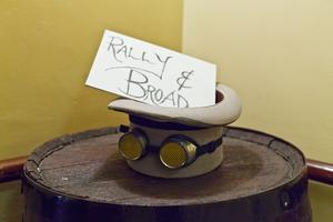 Rally & Broad: Because The Night! (Glasgow)