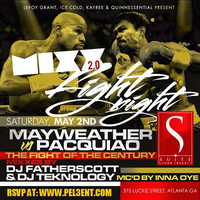 MIXX 2.0 presents The #MayPac Fight Night LIVE IN HD...