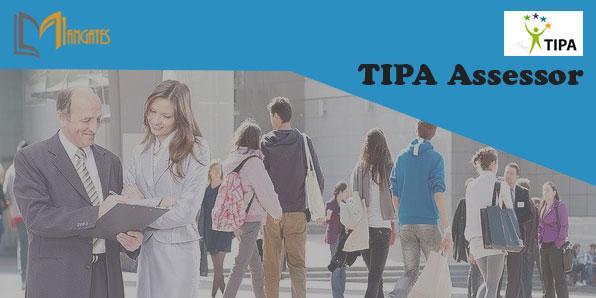 TIPA Assessor 3 Days Training in Winnipeg