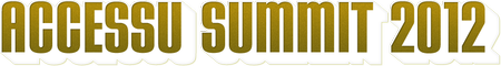 Recordings: The AccessU Summit 2012 - The online, live...
