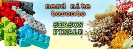 Nerd Nite Toronto Season Finale: LEGO, Magic and a...