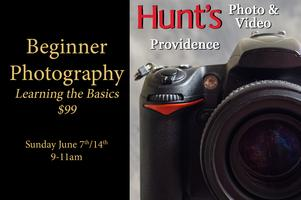 Beginner Photography- Providence Only