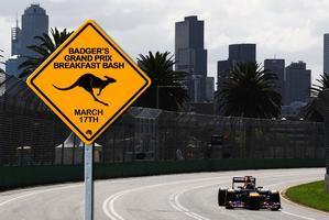 Badger's Australian Grand Prix Breakfast