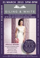 Buckinghams Exclusive Bridal Event