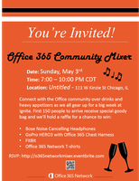 Office 365 Network Mixer