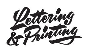 House Industries Lettering & Printing Master Workshop