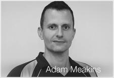 Adam Meakins logo