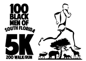 2015 Zoo 5K Walk/Run 100 Black Men of South Florida