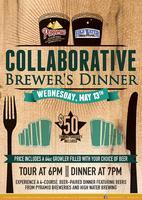 Collaborative Brewer's Dinner