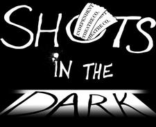 Shots in the Dark Independent Theatre Company logo