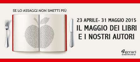 Il Maggio dei Libri | Ferrari Editore