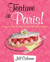 Special Afternoon Teatime Book Event in Paris with Jill...