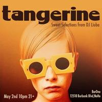 DJ NITE: Tangerine