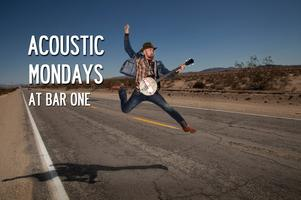 Acoustic Mondays Presented by Adam Mays Music