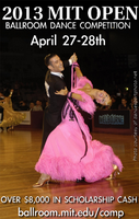 MIT Open 2013 Show: Paolo Bosco & Joanne Clifton