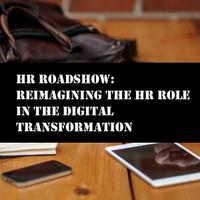 HR Roadshow Brussel: Reimagining the HR role in the...
