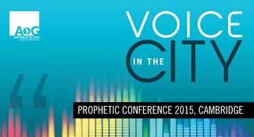 Voice In The City - Prophetic Conference 2015