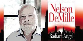 Author Nelson DeMille for 'Radiant Angel'