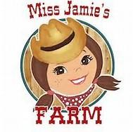 Miss Jamie on the Farm