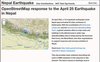Mappiamo per il Nepal