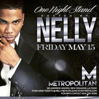 """""""One Night Stand"""" Hosted by """"Nelly"""", Sponsored by..."""