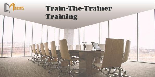 Train-The-Trainer 1 Day Training in Montreal