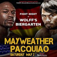 Mayweather-Pacquiao Fight