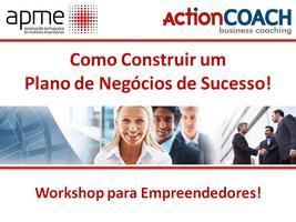 """Workshop """"Como construir um plano de negócios de..."""