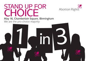ABORTION RIGHTS- Stand Up For Choice