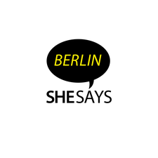 SheSays Berlin logo