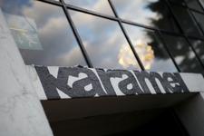 Collage Arts | Events at Karamel logo