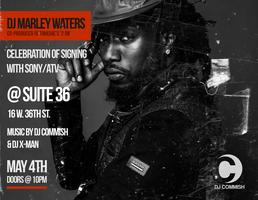 """DJ Marley Waters (Prod. of Tinashe's """"2 On"""") Listening..."""