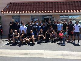 Charity Workout & Summer BBQ