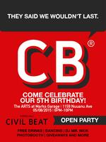 Civil Beat's 5th Birthday Party