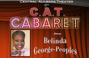 CAT CABARET starring  Belinda George-Peoples