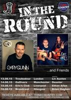 Think Country presents 'IN THE ROUND' with Gary Quinn,...