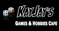 KayJay's Games & Hobbies Cafe logo