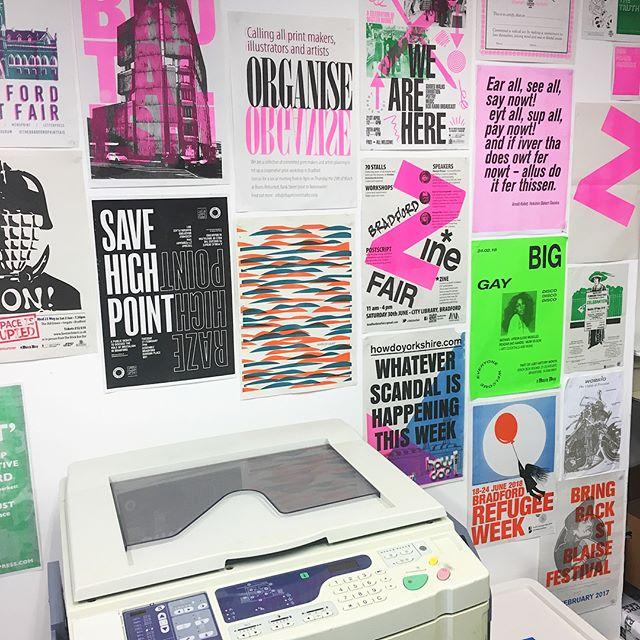 Introduction / Induction to Risograph at Bread + Roses (Apr'21 -Oct'21)