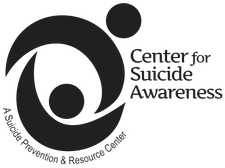 Center for Suicide Awareness logo
