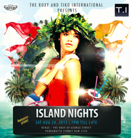 Island Nights (18+ event)