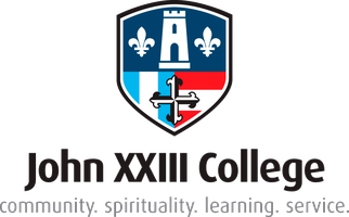 John XXIII College - Anniversary Dinner (Invited...