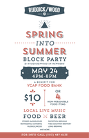 Ruddick/Wood Block Party