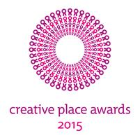 Creative Place Awards Ceremony 2015