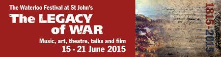 Waterloo Festival Debate:  Waterloo - A Victory Worth...