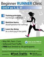 Beginning Runners Clinic 2015
