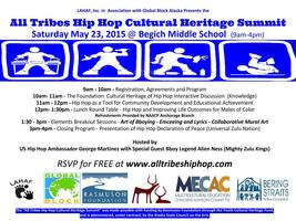 All Tribes Hip Hop Cultural Heritage Summit