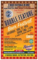 "Shmaltz Brewing Company ""Double Feature"" 2nd..."